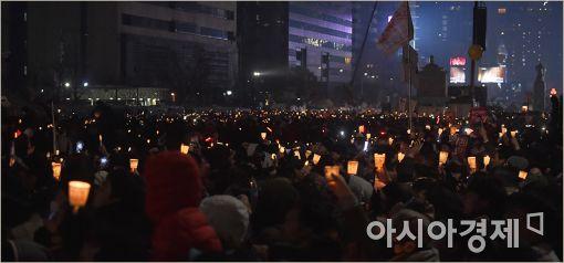 [포토]꺼지지 않는 촛불
