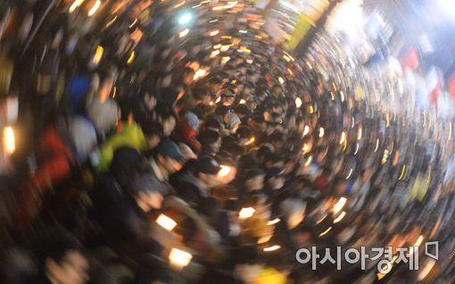 [포토]분노한 촛불 민심