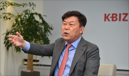 박성택 중기중앙회장