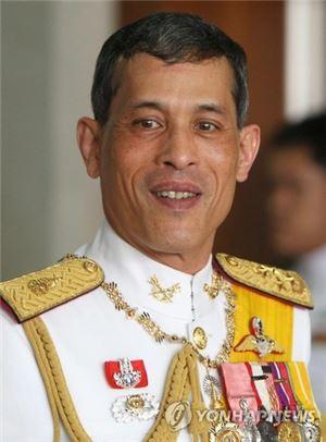 마하 와치랄롱꼰 태국 왕세자(출처=EPA연합)