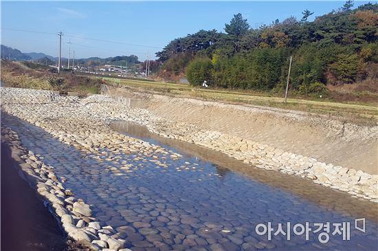 보성군, 보성강 생태하천복원사업 본격추진