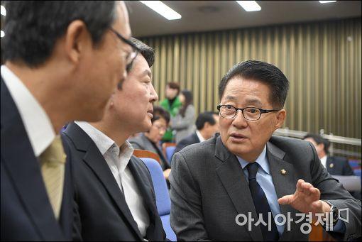 [포토]'탄핵 작전 구상중(?)'