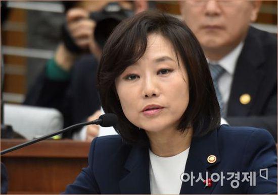 조윤선 문화체육관광부 장관 / 사진=아시아경제DB