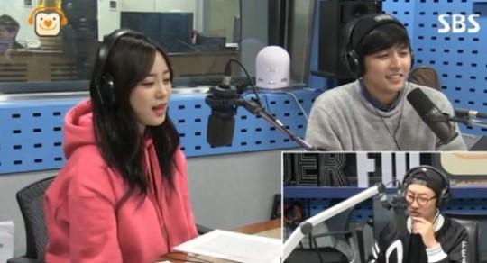 사진=SBS 파워FM '김창렬의 올드스쿨' 보이는 라디오 캡처