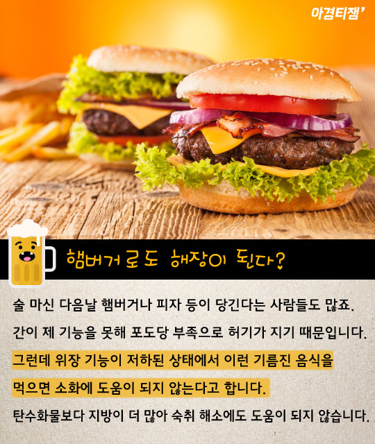 [카드뉴스]'술푼 다음날 속풀이'… 숙취 달랠 해장의 진실