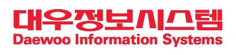 대우정보시스템, 한국지역정보개발원에 '상생경영' 감사장 전달