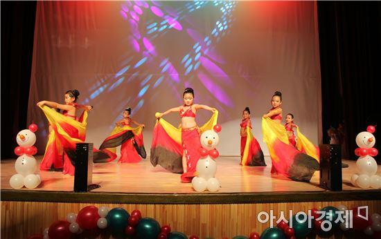 구례군, 드림스타트 '희망드림 2016' 사업 보고 대회 개최