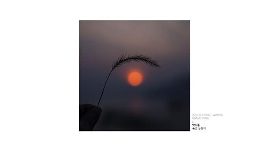 박지훈, 붉은 눈동자(사진제공:캐논)