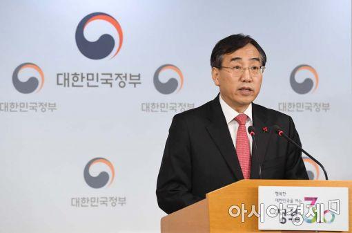 [포토]정부, 대북 제재 조치 발표