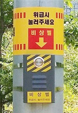 보성군, CCTV 15개소 첨단 IP비상벨 설치