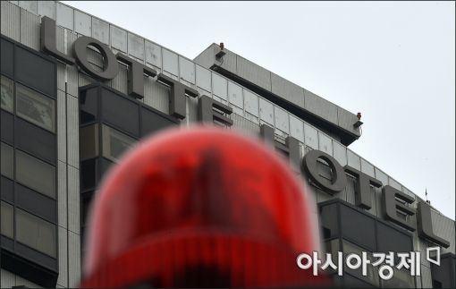 """야3당, 탄핵소추안서 롯데 '뇌물죄' 명시…""""직무관련성 인정"""""""