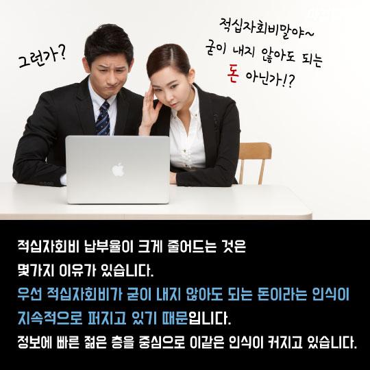 [카드뉴스]세금이야 성금이야? 알쏭달쏭 적십자회비