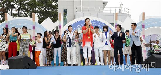녹차수도 보성서 KBS 전국노래자랑 열린다