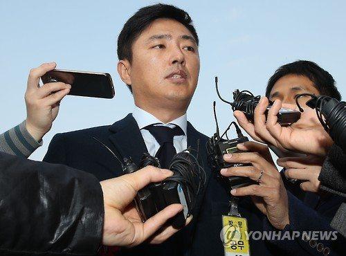 고영태 더블루케이 전 이사 / 사진=연합뉴스