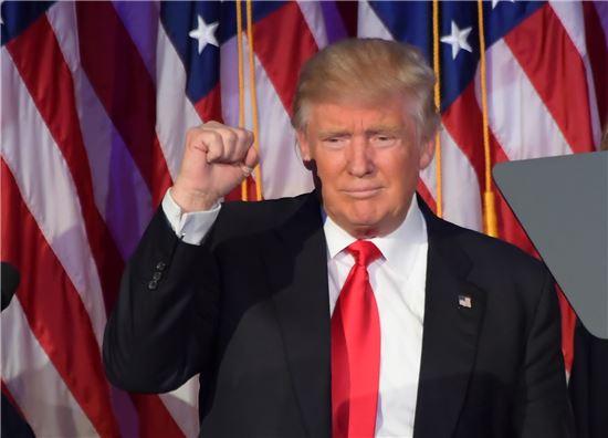 도널드 트럼프 미국 대통령 당선자(사진출처=AP연합)