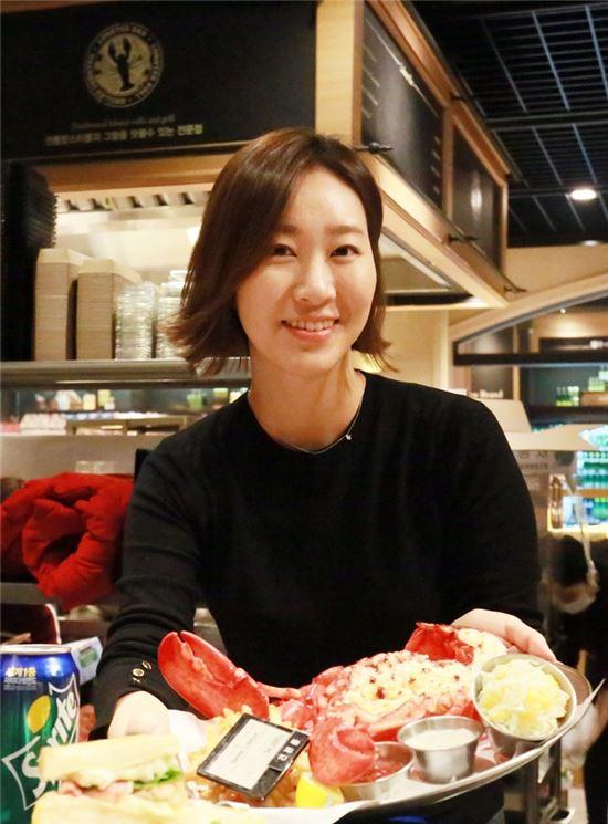 박보영 갤러리아백화점 F&B전략팀 바이어