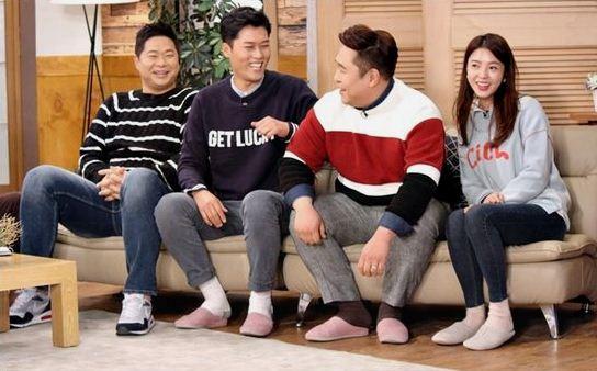 이대호 / 사진=KBS2 '해피투게더3' 제공