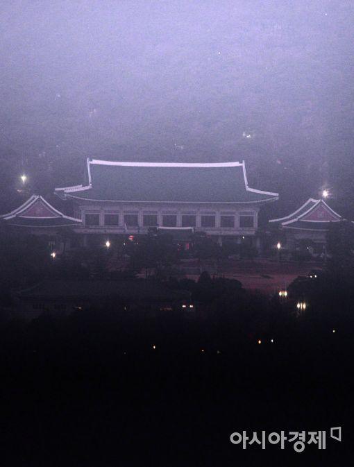 """청와대 """"박 대통령 구명조끼 발언 왜곡됐다"""""""