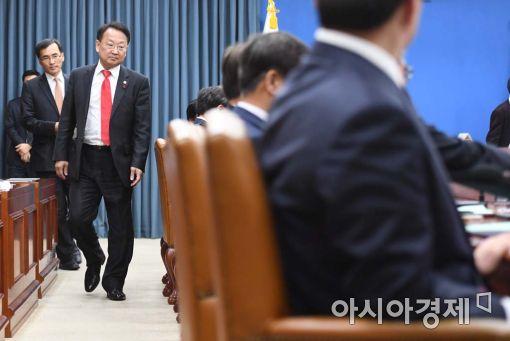 다음주 美 금리인상…탄핵 정국 경제팀 '시험대'