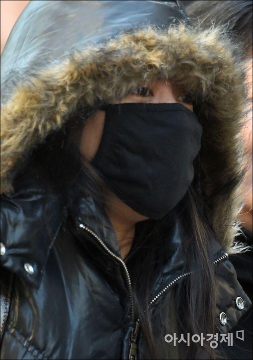 [포토]'매세운 추위'