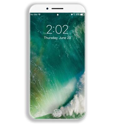 아이폰8 콘셉트 디자인(출처=비즈니스 인사이더)