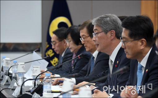 [포토]발언하는 임종룡 금융위원장