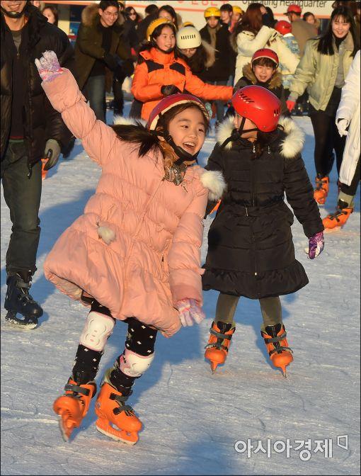 [포토]즐거운 스케이트