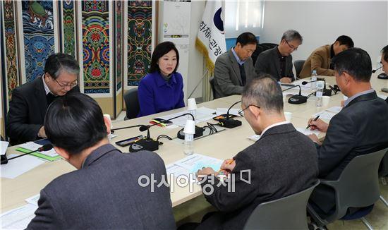 조윤선 문화체육관광부 장관