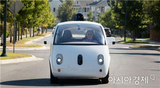 구글 자율주행차 사업부 8년만에 분사…'웨이모' 출격