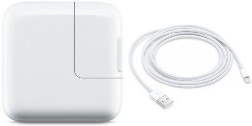 애플 충전기와 케이블
