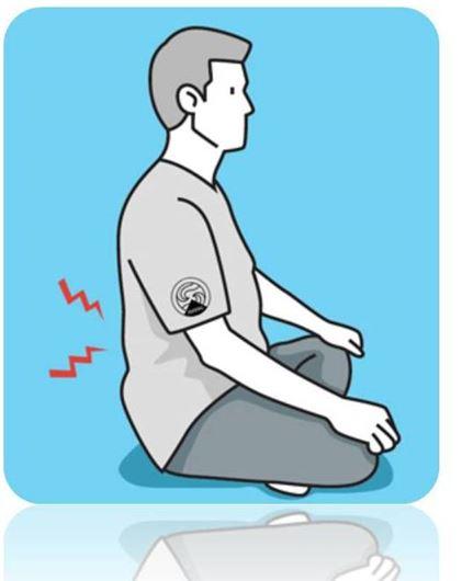 ▲오랫동안 양반자세로 앉아 있는 것은 척추에 무리를 준다.[사진제공=자생한방병원]