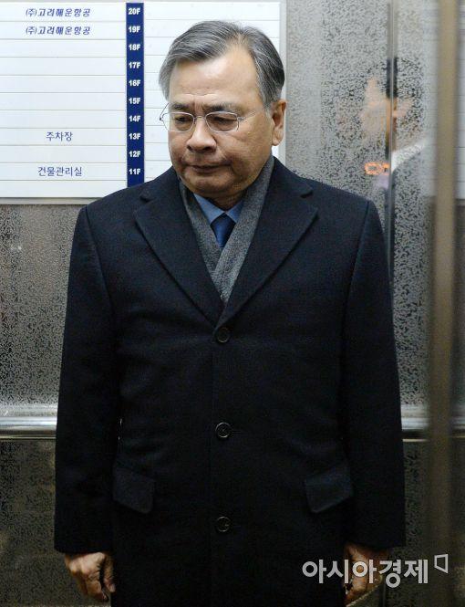 [포토]출근하는 박영수 특검