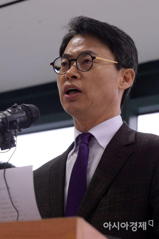 [포토]수사 브리핑하는 이규철 대변인