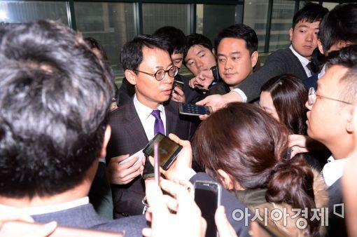[포토]'최순실 국정농단' 수사에 쏠린 관심