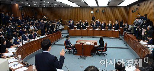 """이혜훈 """"최순실 일당, 복지부까지 생사여탈권 휘둘러"""""""