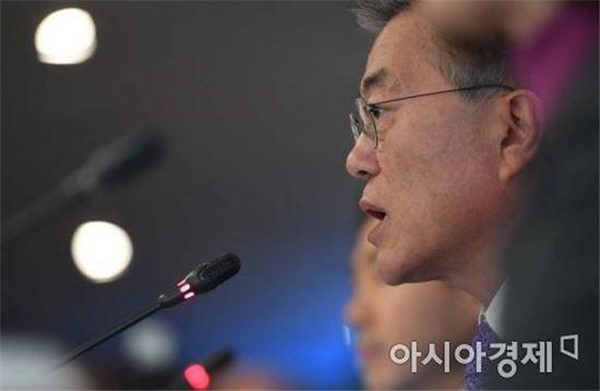 野 잠룡들, 기승전 '문재인'