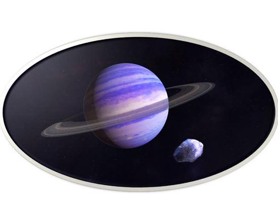 ▲연구결과를 바탕으로 상상해 본 해왕성 크기의 외계 외행성.[사진제공=NASA]