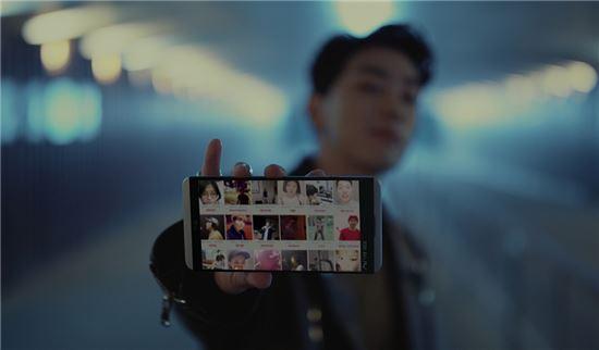 'LG V20' 활용해 제작한 힙합 음원, 조회수 400만건 돌파