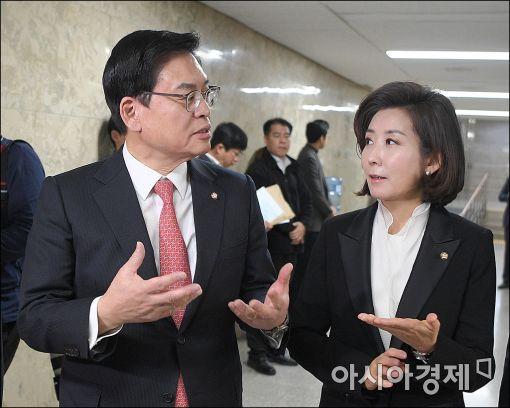 """정우택 """"친박·비박 대결 아닌 새로운 지평 여는 선거 되길"""""""