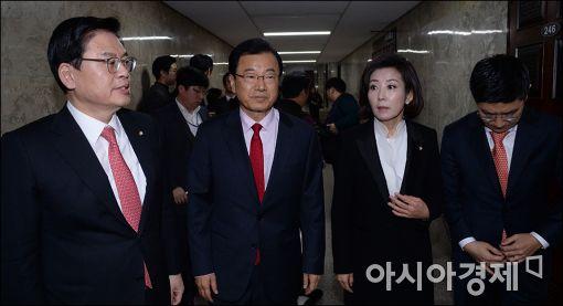 '도로친박당' 새누리당의 운명은?(종합)