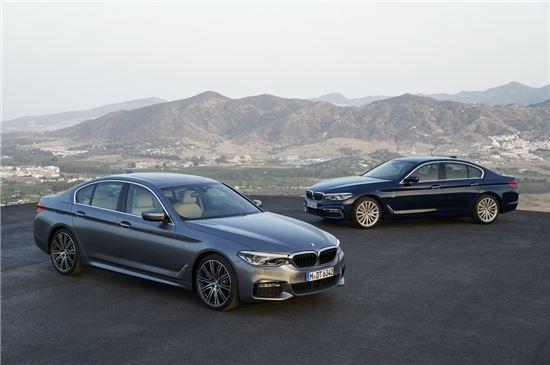 BMW 뉴 5시리즈 세단