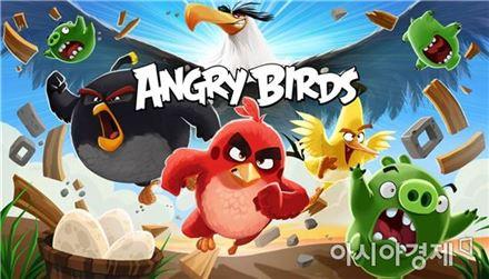 '앵그리 버드'의 몰락…수익 악화에 게임 개발업체 주가 급락