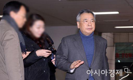 [포토]최순실·김종 소환 앞둔 박영수 특검