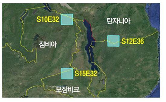 ▲ 국토지리정보원은 잠비아와 아프리카의 자원공간정보를 구축하는 내용의 양해각서(MOU)를 체결했다고 25일 밝혔다.