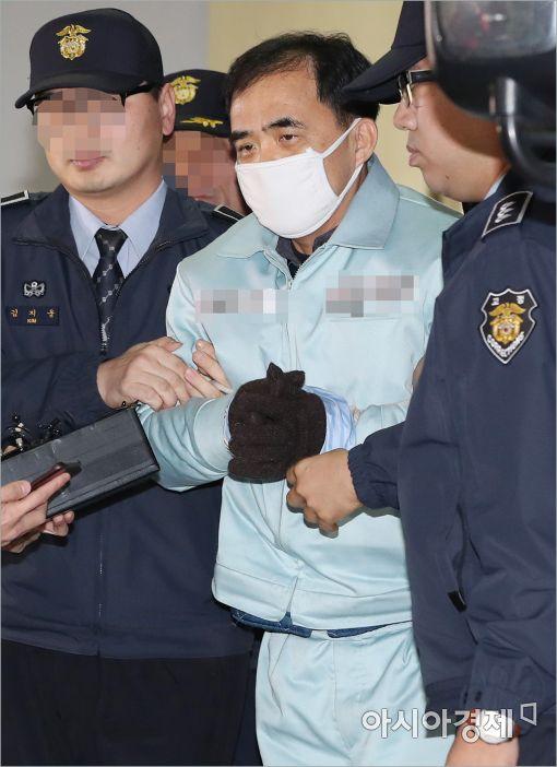 [포토]김종 전 차관, 재소환