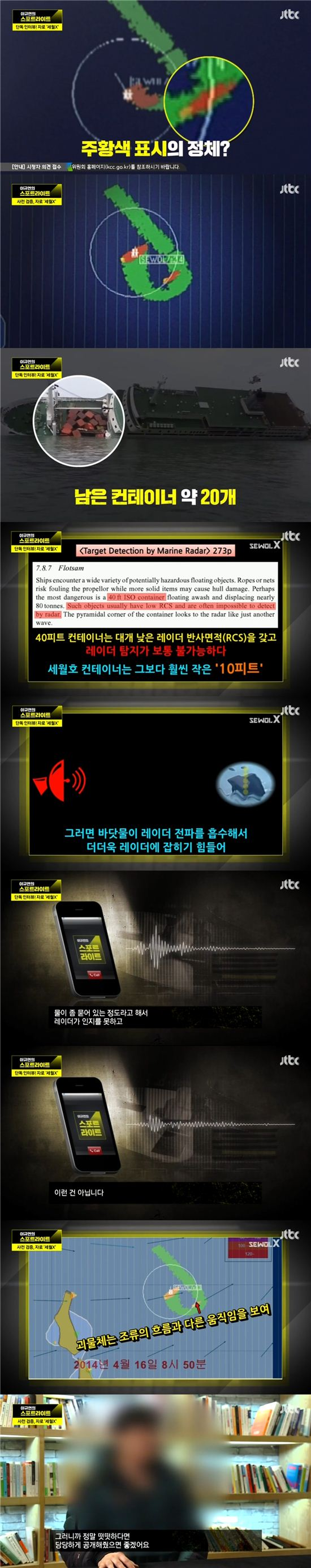 사진=JTBC '이규연의 스포트라이트' 방송화면 캡처