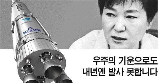 """[과학을 읽다]""""우주의 기운으로도 내년엔 발사 못합니다"""""""