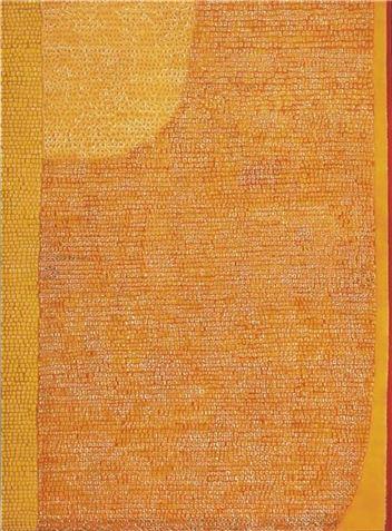 김환기 <12-V-70 #172> 236×173cm 코튼에 유채 1970 [사진=사단법인 한국미술시가감정협회]