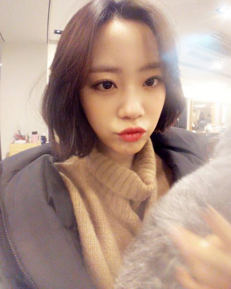 사진= 허영지 인스타그램