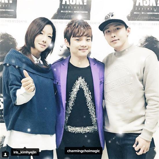 사진= 김혜진 인스타그램